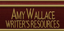 Amy Wallace Writer's Resources